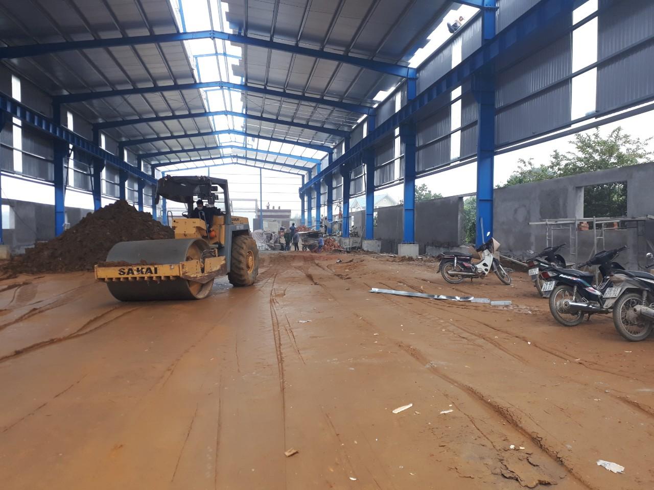 Cập nhật tiến độ  xây dựng nhà máy Epower