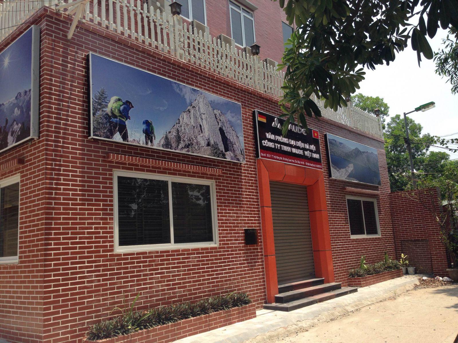 Văn phòng Vaude Hà Nội