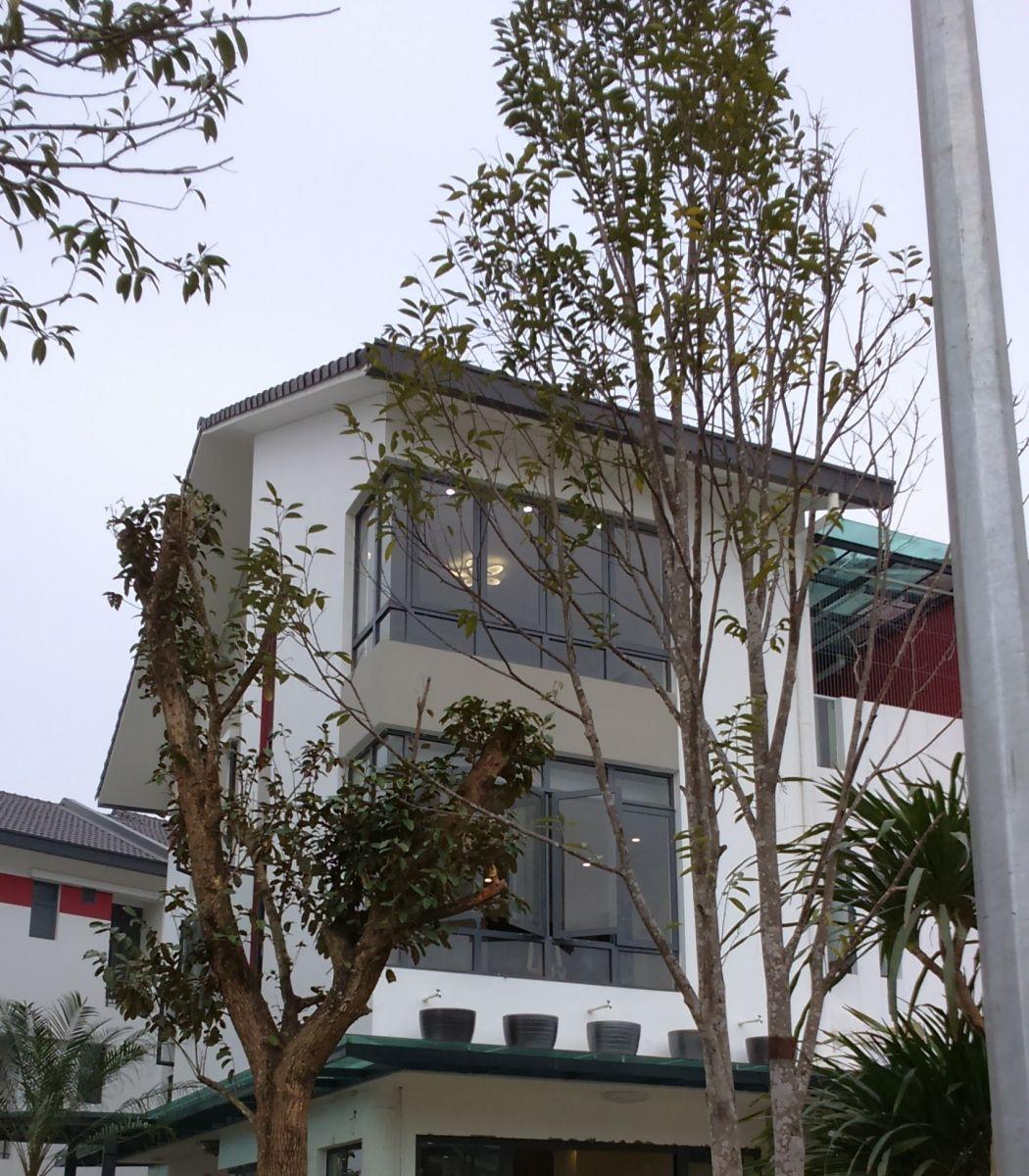 Nhà bà Huệ Tây Hồ