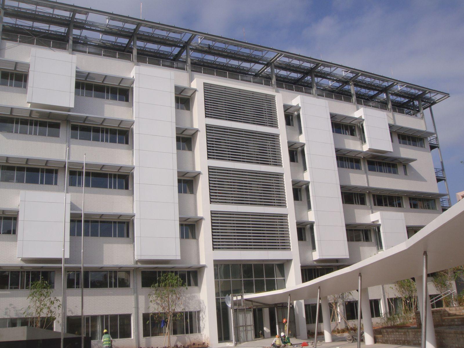 Tòa nhà xanh chung liên hợp quốc