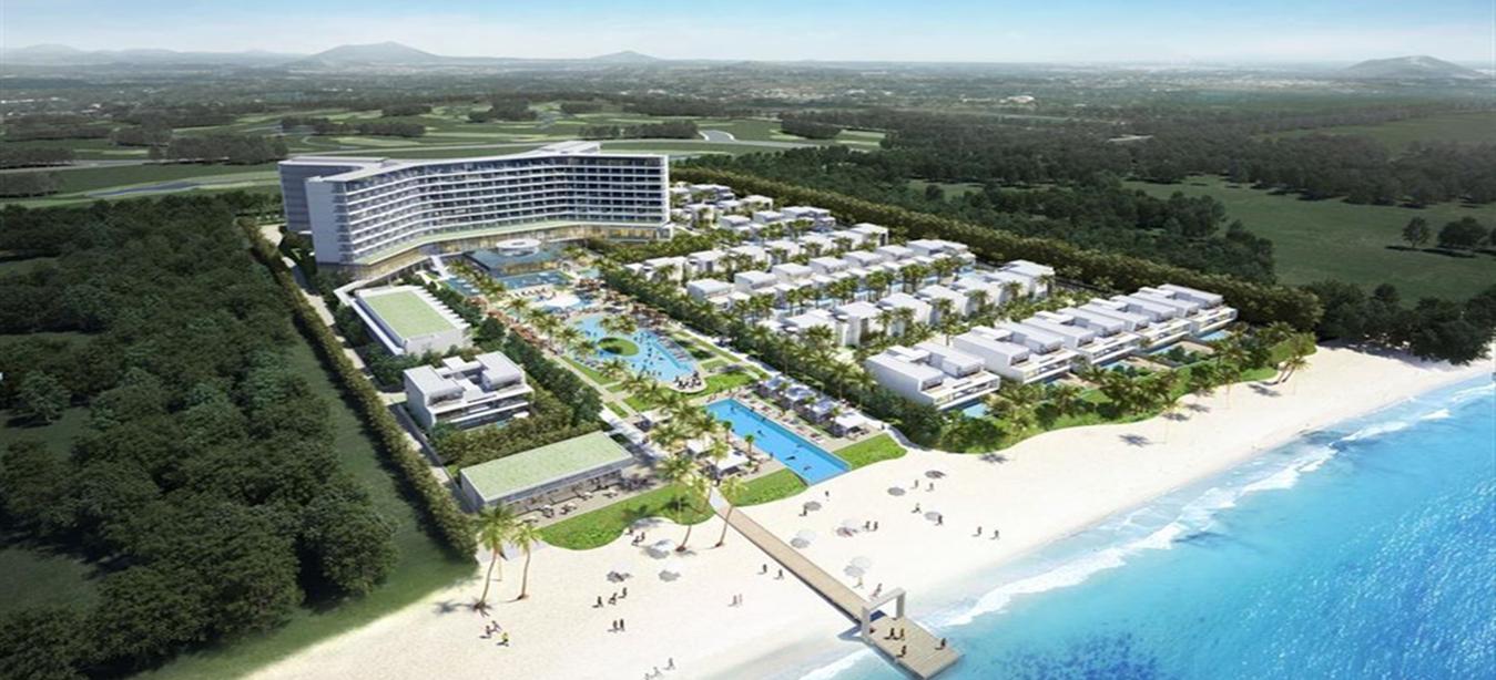 Khu Du Lịch Nghỉ Dưỡng Cao Cấp Shilla Stay Resort