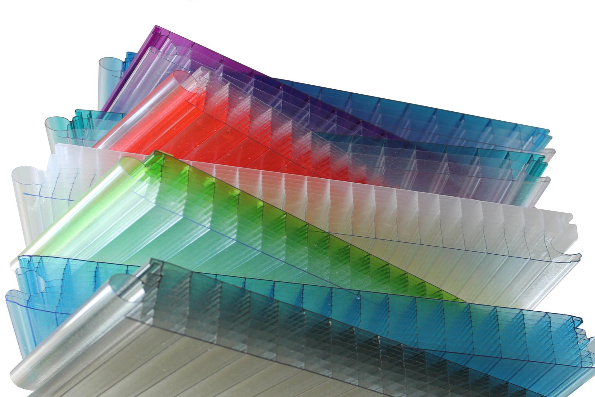 Điểm danh 4 loại tấm nhựa lợp mái lấy sáng phổ biến